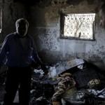 Desconocidos queman la casa del único testigo de un incendio en el que murió una familia palestina