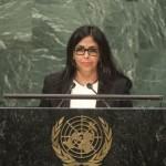 Venezuela aboga por el ingreso de Palestina como miembro pleno de la ONU