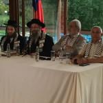 """Rabinos Naturei Karta en Club Palestino: """"Siempre contrarios al Sionismo y al Estado de Israel"""""""