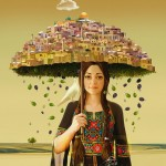 Palestina y su hada de los olivares
