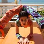 Vídeos: El 'Spiderboy' de Gaza, rompe el récord mundial