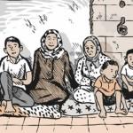 Un cómic refleja la vida de los palestinos en los territorios ocupados