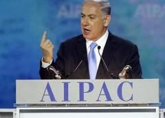 Netanyahu omite cualquier compromiso con la solución de los dos estados en su discurso a la AIPAC