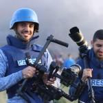 La guerra de Israel contra los fotógrafos